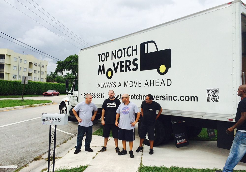 moving for college - Top Notch Movers