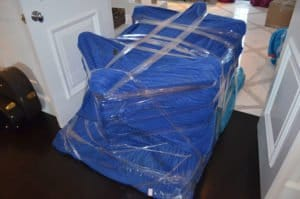 Proper packing of the furniture, movers guide
