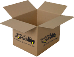 moving box for movers in Tampa