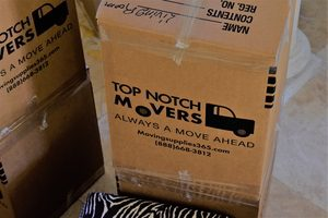 Moving companies packing tips - Top Notch Movers Inc.