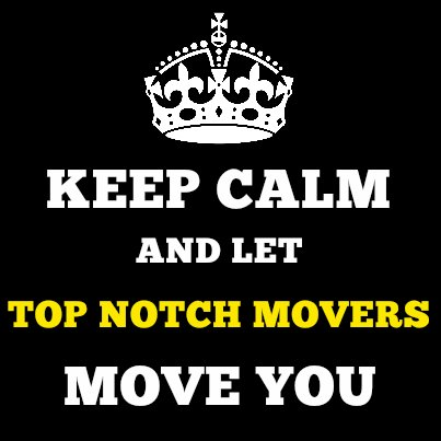 Top Notch Movers - Long distance movers helping move