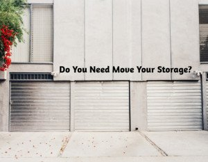 Move to the storage company, front of our warehouse facility