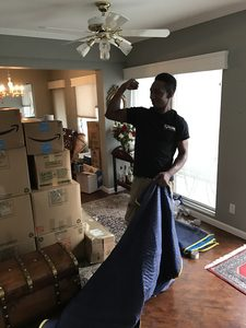 Florida local movers Aundre