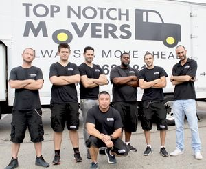 Florida local movers our team