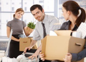 personal moving their belongings, office relocation services
