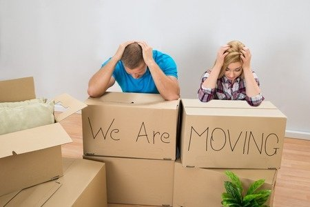 dealing with stress with Top Notch Movers