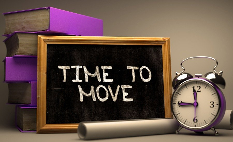 When is the best time to move? Let us explain