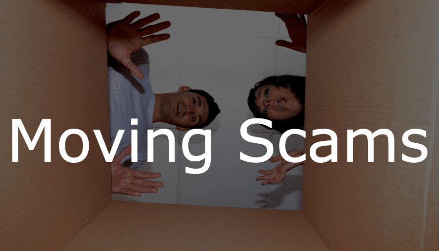 Moving Scams?! All you Need to Know!