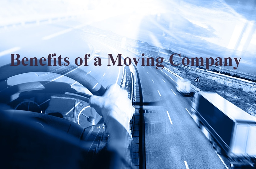 Benefits of Moving Companies – Winter Edition!