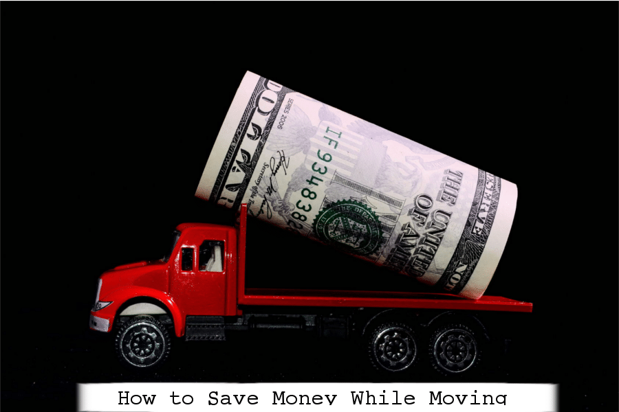 How to Save Money on a Move!