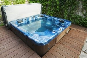 hot tub moving service