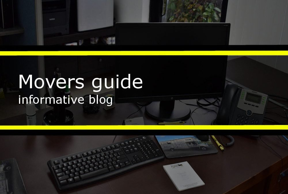 Our Comprehensive Movers Guide!