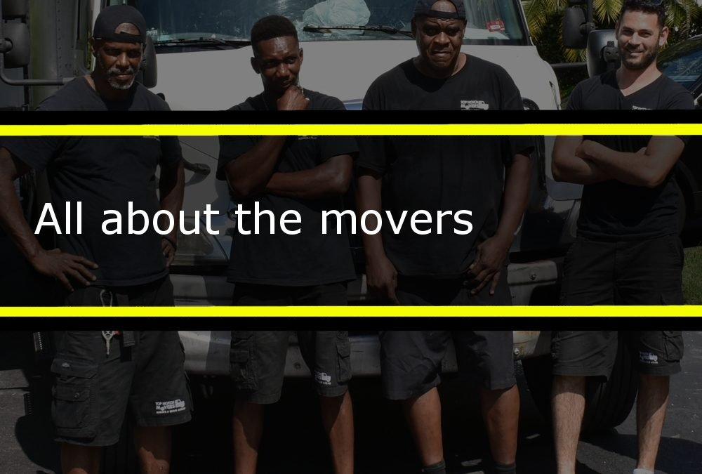 All about the movers