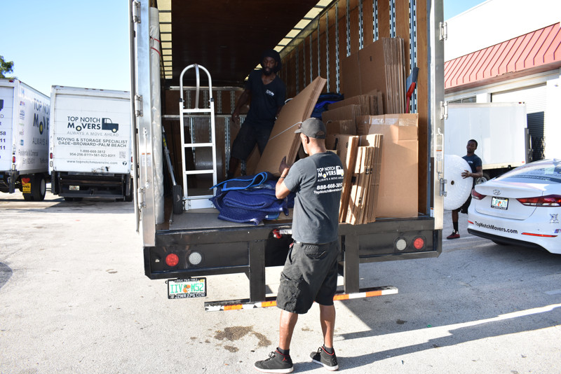 Professional Movers in Broward
