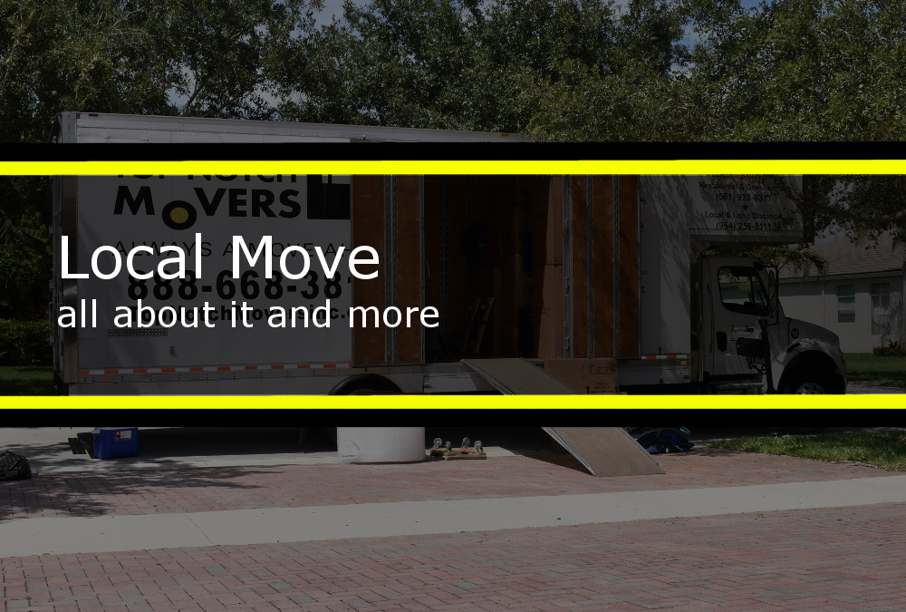 Local Move – all about it
