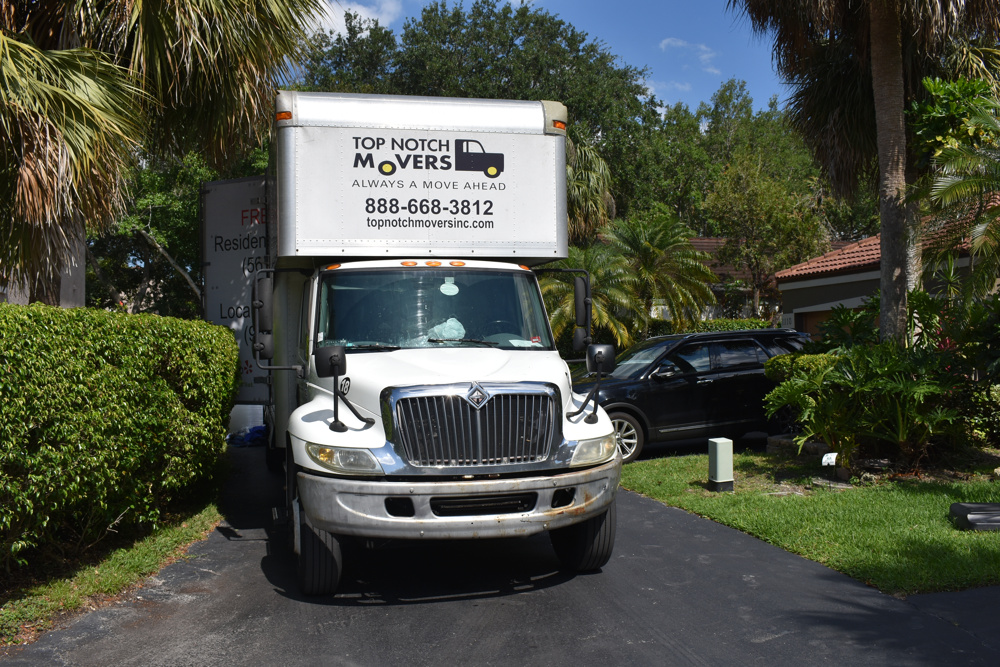 Top Notch Movers in Fort Lauderdale
