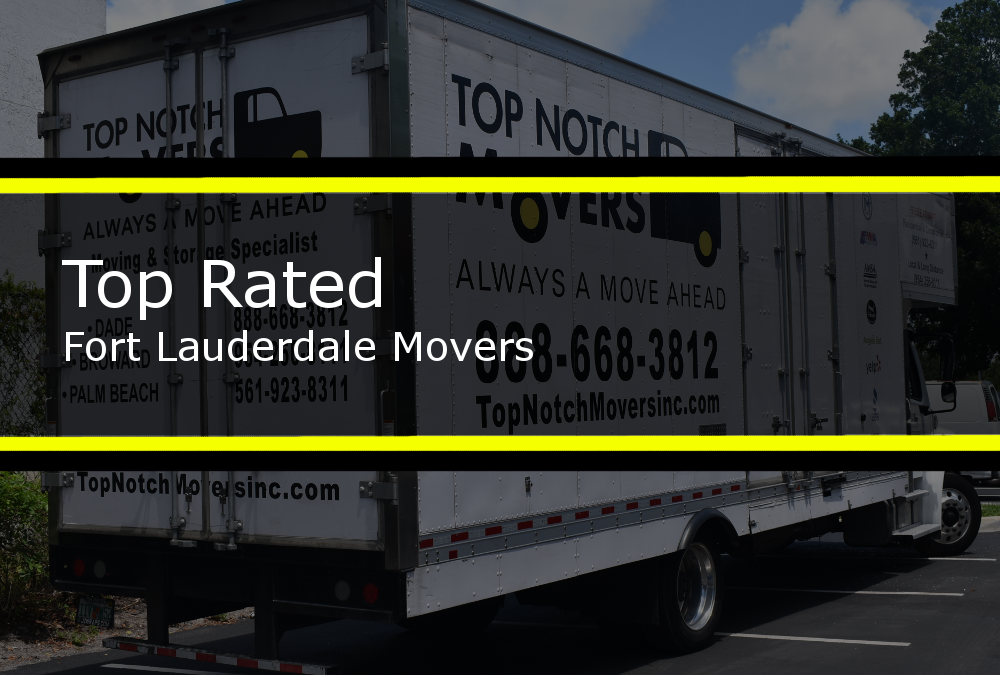 Top Rated Fort Lauderdale Movers